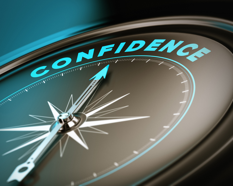 Five Tips to Increase Your Confidence