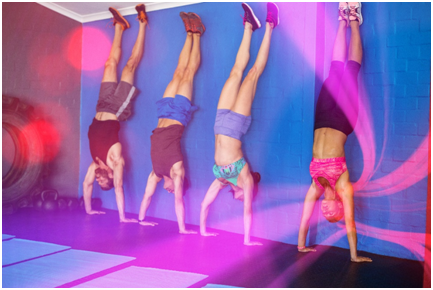 Turn your world upside down- Handstand Benefits